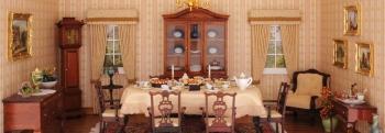 Chippendale Esszimmer