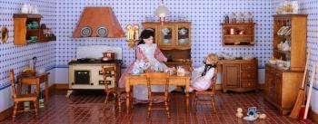 Wohnküche mit Stil