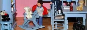 Puppenhausmöbel
