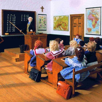 Komplettpackung Schulklasse