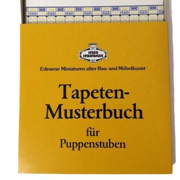 Tapeten Musterbuch