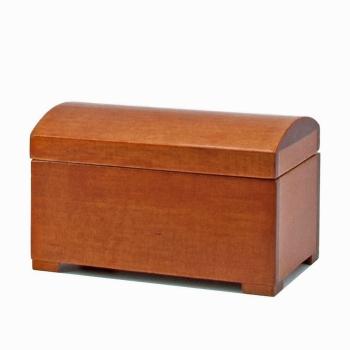 Linen chest, walnut