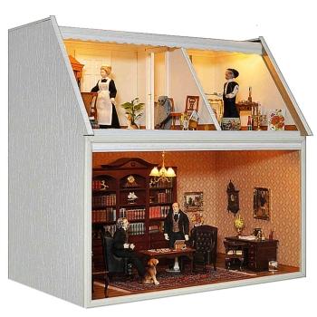 MODUL BOX mit Frontglasscheibe