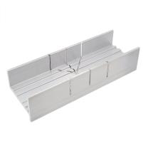 Präzisions-Gehrungslade aus Aluminium