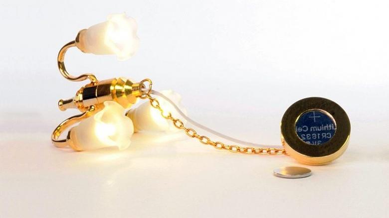 MiniLux LED Batterie Lampen - Die perfekte Lösung für die Modul-Box!