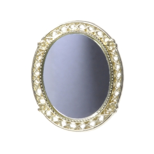 Ovaler Spiegel