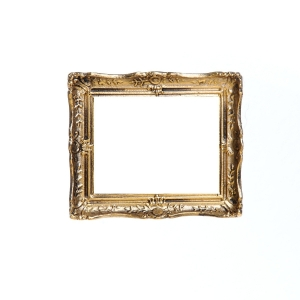 Small antique picture frames