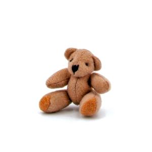 Teddybär, braun