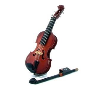Violine mit Geigenkasten