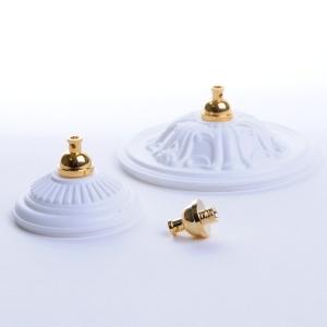 Lampen-Baldachin mit Gewinde für MiniLux Lampen