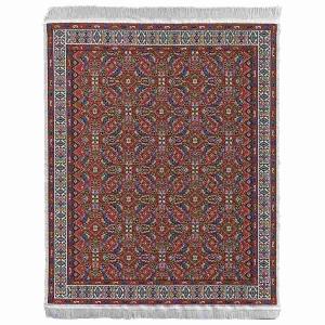 Oriental carpet, woven, 17x23