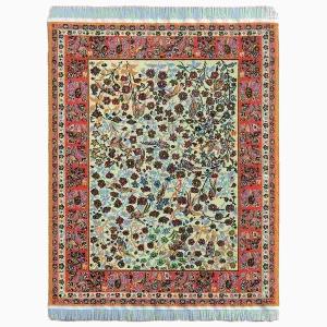 Orient Teppich, gewebt, 17x23