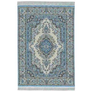 Oriental carpet, woven, 15x23