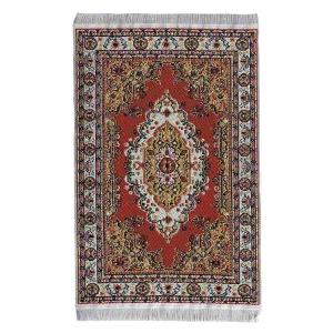 Oriental rug, woven, 8x13