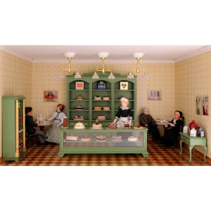 Furniture construction set - Café and confectionery