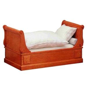 Biedermeier Bett
