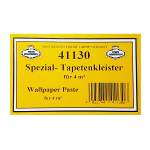 Special wallpaper paste