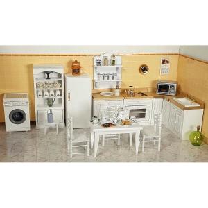Set of finished furniture - Modern kitchen