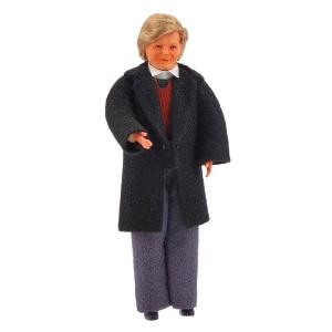 Gentleman in a frock coat