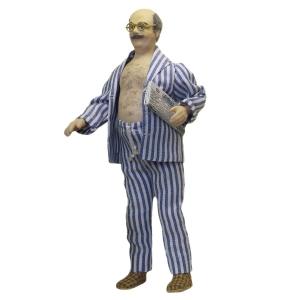 Opa im Pyjama