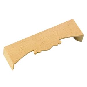 Wooden pelmets
