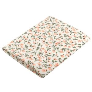 Flowered piece of fabric