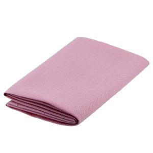 light pink cut of fabric