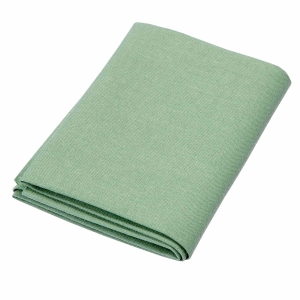 light green cut of fabric
