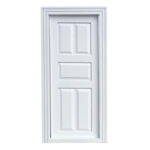 Panel door, white