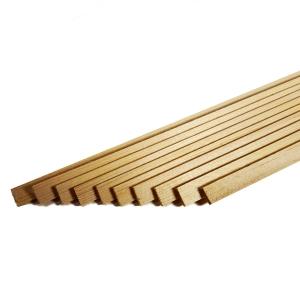 Framework slats