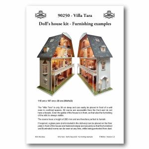 Villa Tara-Furnishing examples 12 pages