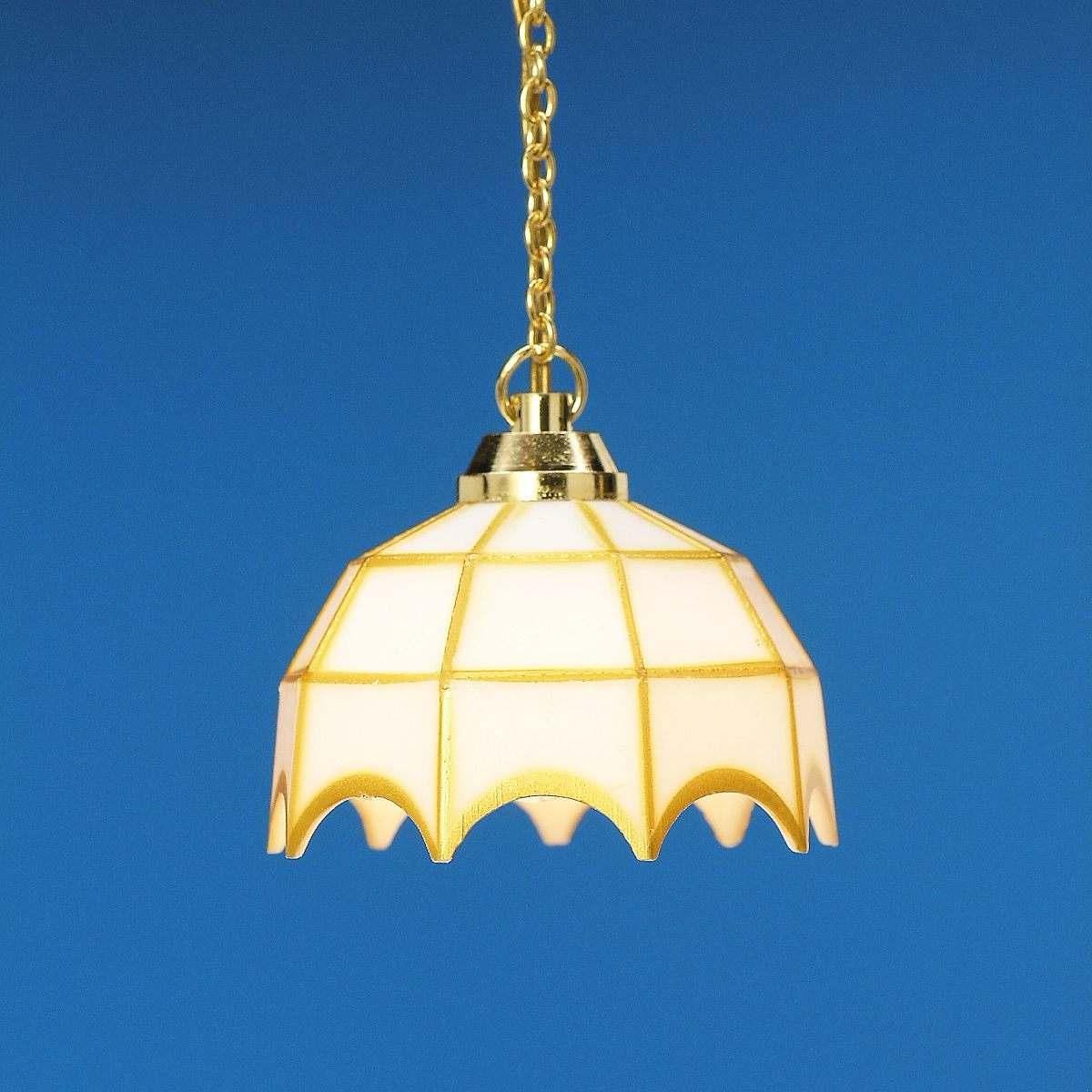 Decken-Hängelampe Tiffany, MiniLux
