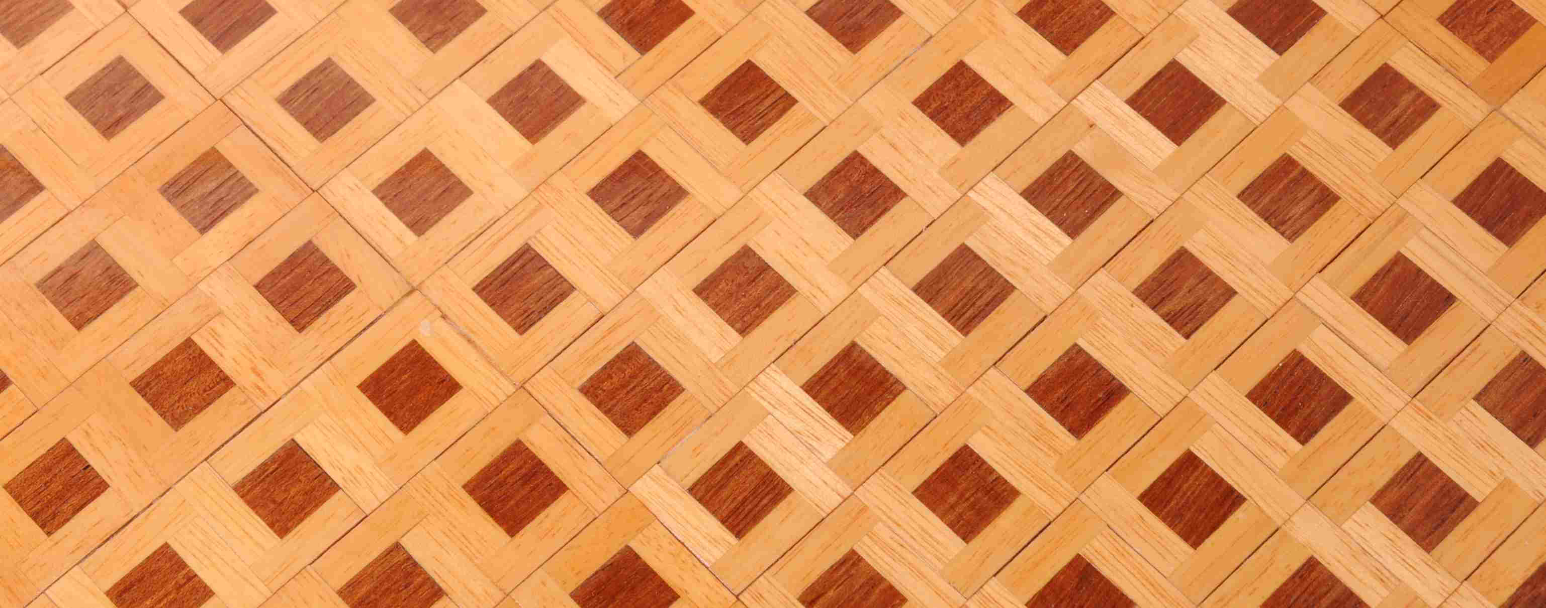 Floorboards and parquet flooring