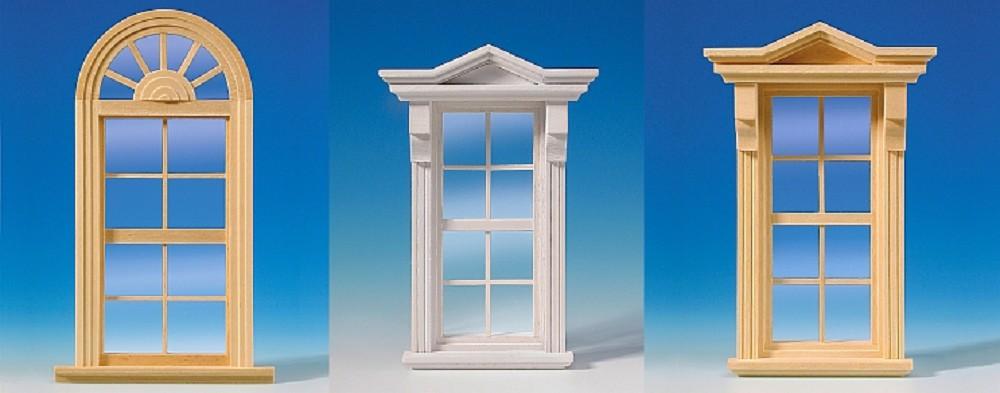 Fenster und Fensterzubehör