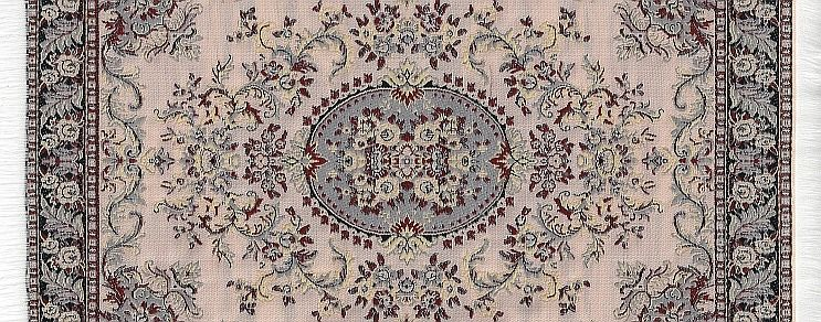 Gewebte Orientteppiche - Original Muster