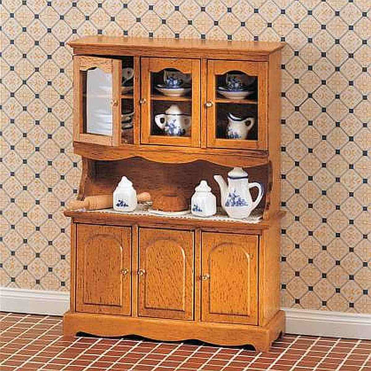 Large kitchen cupboard