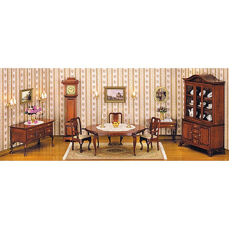 Complete set – English tea salon