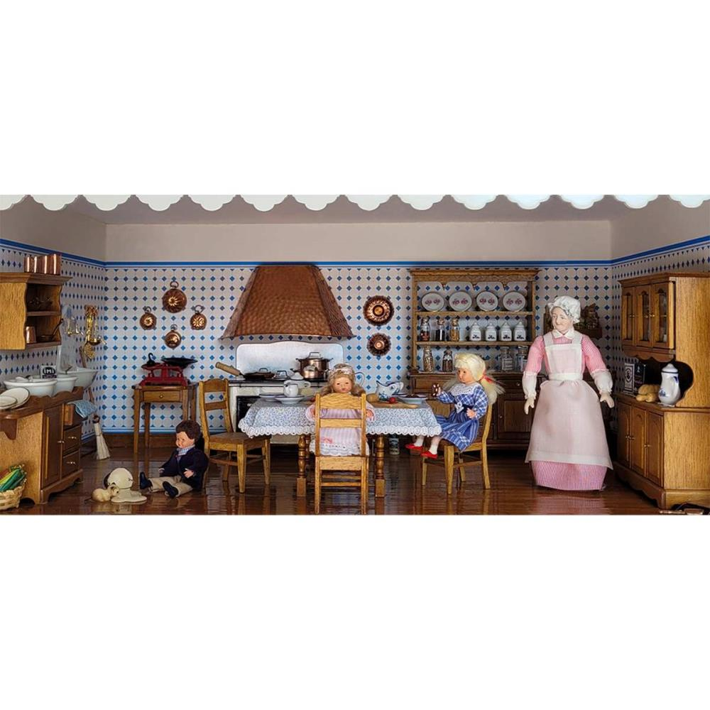 Komplettpackung - Alte Küche ohne Herd
