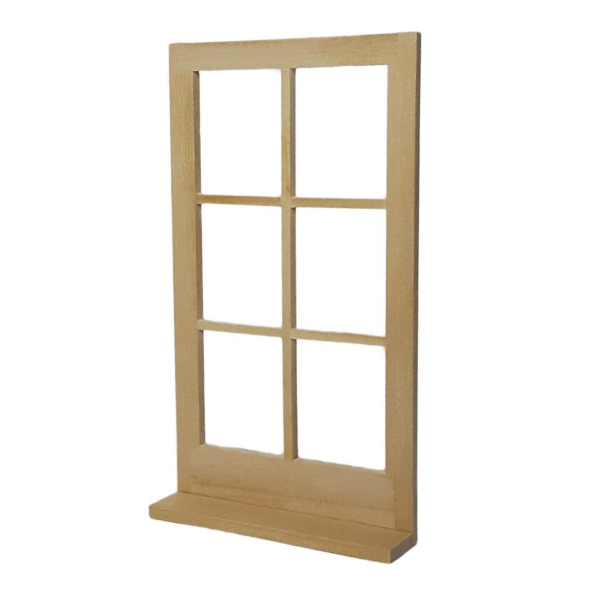 Mock window, ideal for the MODULE BOX
