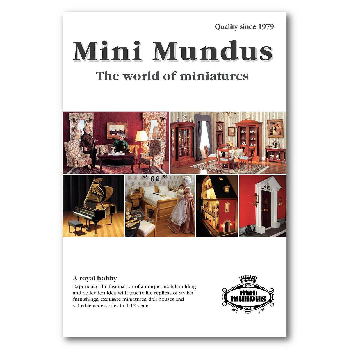 ONLINE Mini Mundus Catalogue (EN)