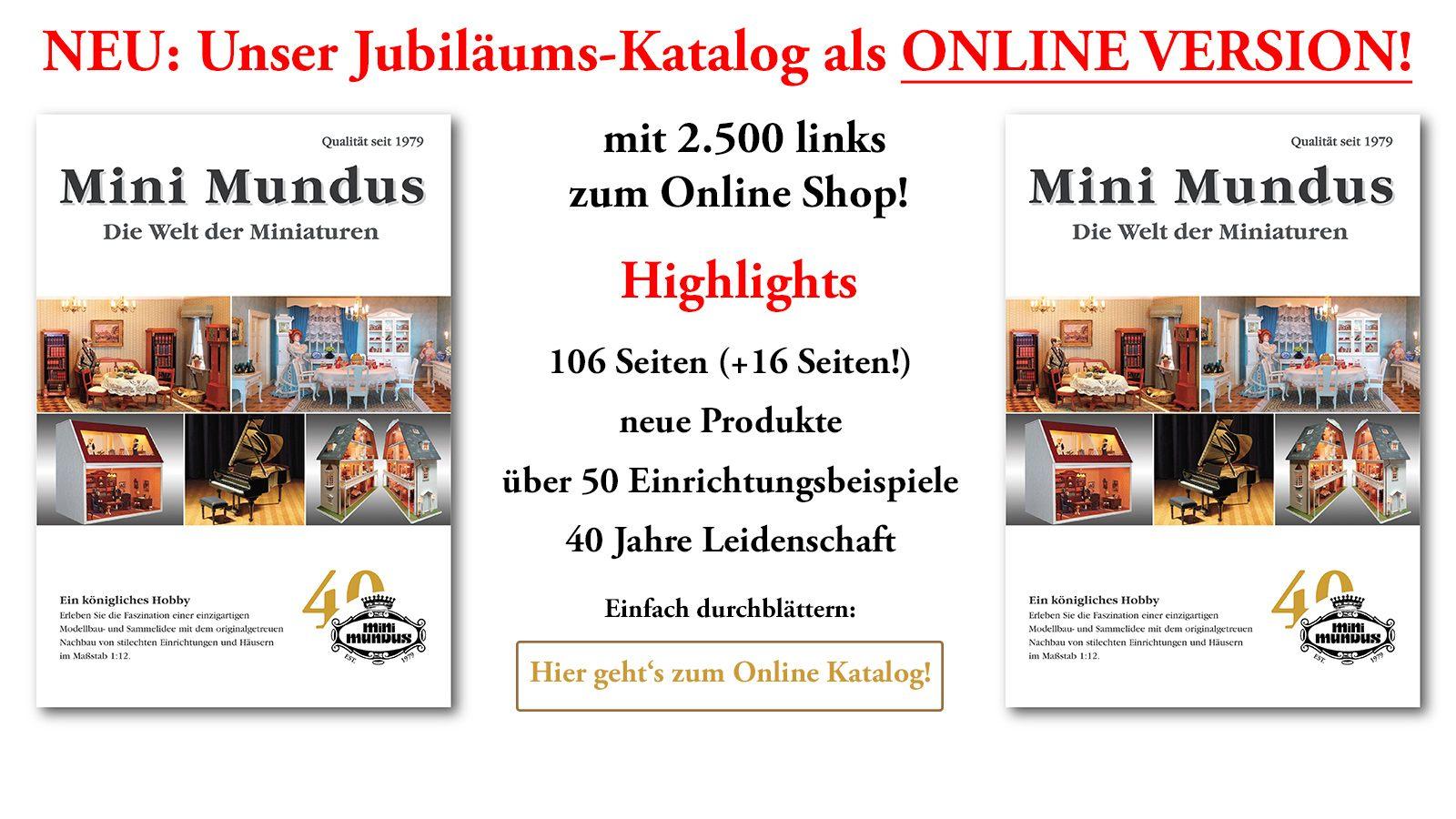 Spielend einfach: Klicken oder tippen Sie in den Bildern auf jedes Teil das Sie interessiert; Sie gelangen direkt zum Online Shop!