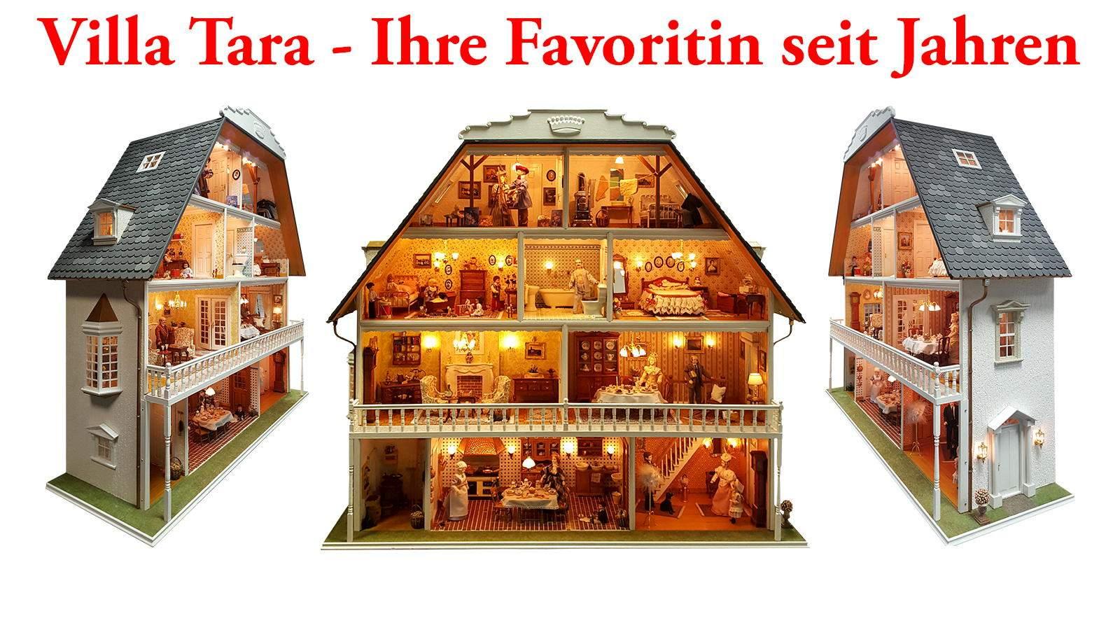 40 Jahre Mini Mundus Miniatur- und Puppenhäuser!