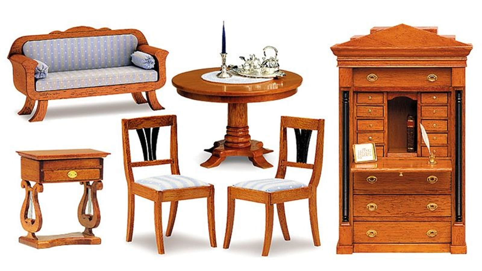 Style furniture kits at its finest!