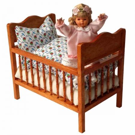 kinder gitterbett 40039. Black Bedroom Furniture Sets. Home Design Ideas